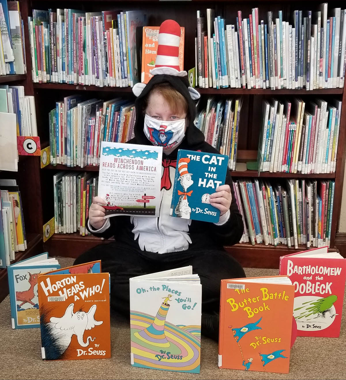 Read Across America promotion