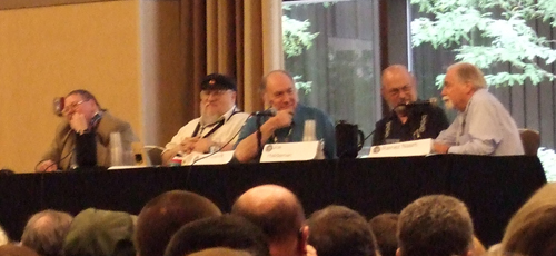 secret history of SF panel